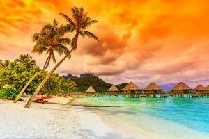 mooie luxe vakantie